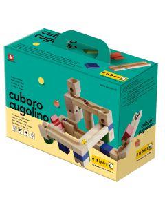 Cuboro - Cugolino - Houten knikkerbaan
