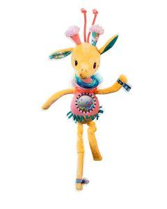 Lilliputiens - Zia Dansende Giraf Rammelaar