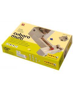 Cuboro - Multi - Houten knikkerbaan