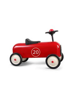 Baghera - Racer Rood - Loopauto