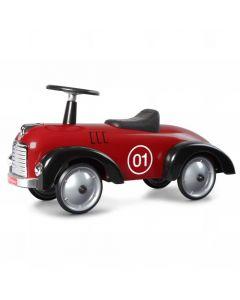 Baghera - Speedster Donkerrood - Loopauto