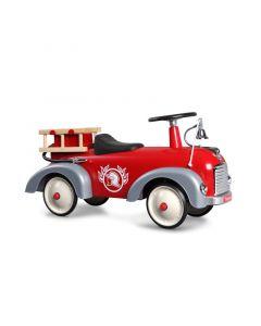 Baghera - Speedster - Retro Brandweerauto - Loopauto