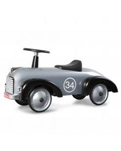Baghera - Speedster Zilver - Loopauto
