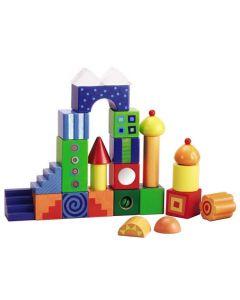 Haba - Fantasiestenen - Houten bouwblokken