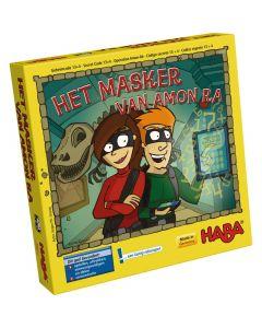 Haba - Het Masker Van Amon Ra - Geheimcode 13+4 - Gezelschapsspel