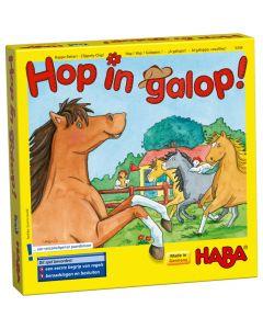Haba - Hop In Galop! - Gezelschapsspel