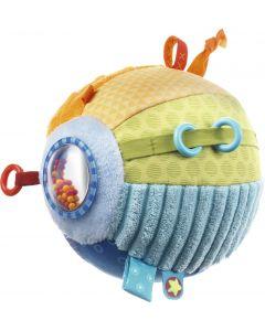 Haba - Ontdekkersbal Kakelbont - Babyspeeltje