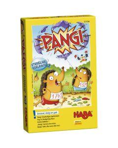 Haba - Pang! Stekelige Egelrace - Gezelschapsspel