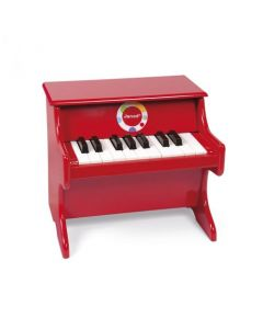 Janod - Rode Piano Confetti