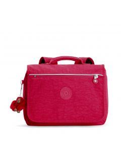 Kipling - New School True Pink - Boekentas Roze