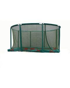 Kadee - Trampoline Comfort Pack Pro Rechthoek 322x254