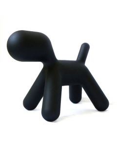 Magis Me Too - Puppy - M - Zwart - Design hond