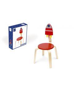 Scratch - Kinderstoel Space