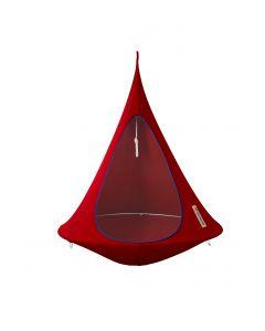 Cacoon - Single - Chili Red - 1,5m - Nestschommel