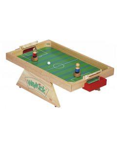 Weykick - Houten rechthoekig voetbalspel - Piccolo 7200G