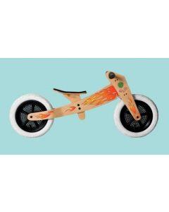 Wishbone Bike - Stickers Flames