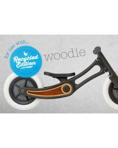 Wishbone Bike - Re-Bike Sticker - Woodie