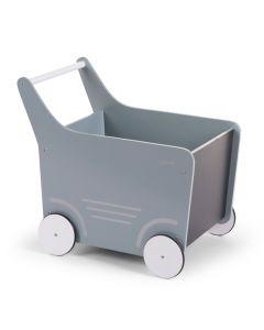 Childhome - Baby Walker - Houten Loopwagen - Mint