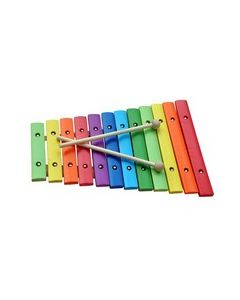 New Classic Toys - Xylofoon - Multicolor