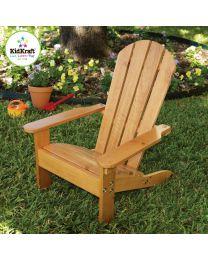 Kidkraft - Kinderstoel Adirondack - Honingkleur
