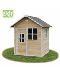 Exit - Loft 100 Natural - Houten speelhuisje