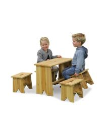 Exit - Junior Picknickset Xl - Hout