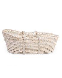 Childhome - Moses Mand New Soft Corn Husk Natural + Matras