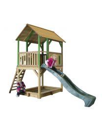 Axi - Houten speelhuisje Pumba