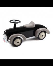 Baghera - Speedster Zwart - Loopauto