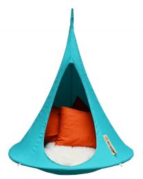 Cacoon - Bonsai - Turquoise - 1,2m - Nestschommel
