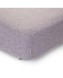 Childhome - Hoeslaken Bed 70x140 cm - Jersey - Grijs
