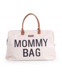 Childhome - Mommy Bag Groot - Luiertas - Ecru Wit