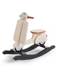 Childhome - Scooter Cream - Houten schommelpaard