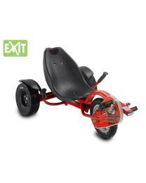 Exit - Carver Triker Pro 50 Ferrari Rood - Go cart