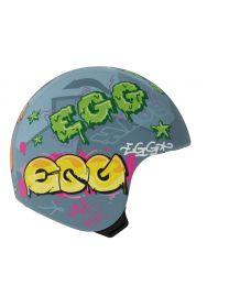 EGG - Skin Igor – M - Fietshelm cover  – 52-56cm