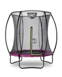 Exit - Silhouette Trampoline - Paars