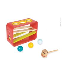 Janod - Frappa Ball Tatoo - Behendigheidsspel