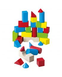 Haba - Gekleurde Blokken - Hout