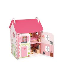 Janod - Poppenhuis Mademoiselle - Hout
