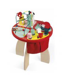 Janod - Activiteitentafel - Baby Forest