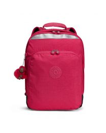 Kipling - College Up True Pink - Boekentas Roze