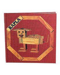 Kapla - Bouwblokjes - Boek 1 - Rood