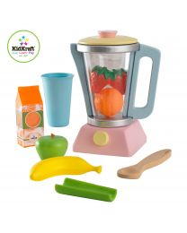 Kidkraft - Smoothieset In Pastelkleuren
