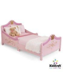 Kidkraft - Prinsessen Kinderbed voor kleuters - Hout