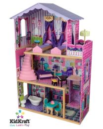 Kidkraft - Mijn Droomvilla Poppenhuis