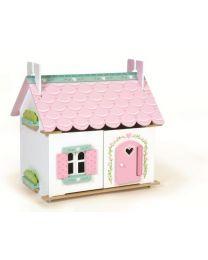 Le Toy Van - Lily's Cottage - Houten poppenhuis