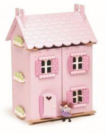 Le Toy Van - Mijn Droom Poppenhuis - Houten poppenhuis