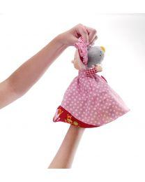 Lilliputiens - Handpop Roodkapje