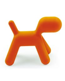 Magis Me Too - Puppy - S - Oranje - Design hond
