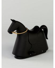 Magis Me Too - Rocky - Zwart - Kunststof schommelpaard